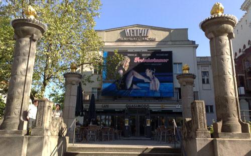 Delphi-Kino an der Kantstraße