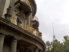 Ephraim-Palais mit Funkturm