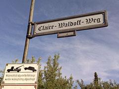 Claire-Waldoff-Weg