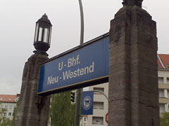 U-Bahnhof Neu-Westend