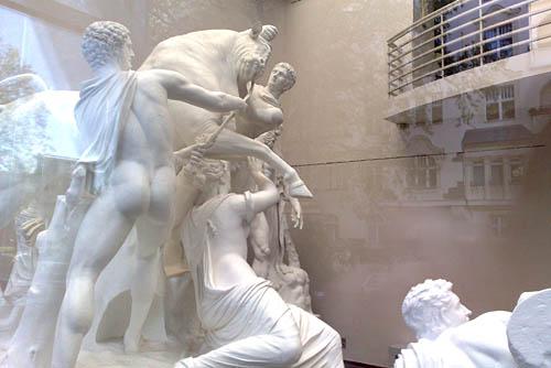 Skulpturen der Abguss-Sammlung