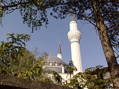 Moschee am Columbiadamm