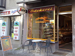 Bäckerei in der Friesenstraße
