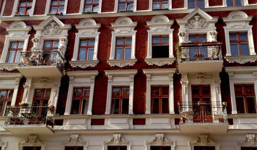 Gründerzeithaus in Kreuzberg