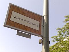 Holocaust-Gedenktafel im Bayerischen Viertel