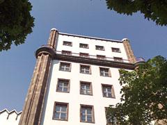 Haus in der Rhielstraße