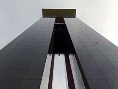 Carillon, Glockenturm