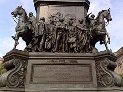 Reiterdenkmal Friedrich der Große