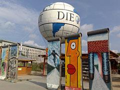 Ballon- und Mauergarten
