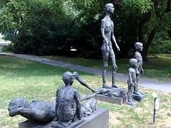 Skulpturen am Lützowplatz