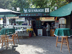 Kiosk Seehaase