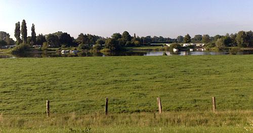 Weser bei Bollen