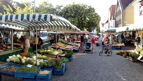 Markt in Achim