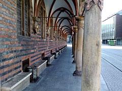 Bremer Rathaus Arkaden