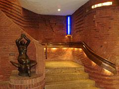 Treppe in der Böttcherstraße