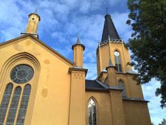 Kirche in Großbeeren