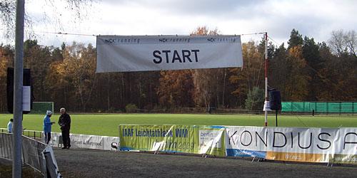 Crosslauf-Start
