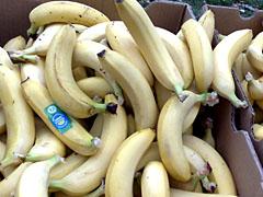 Bananen für die Läufer