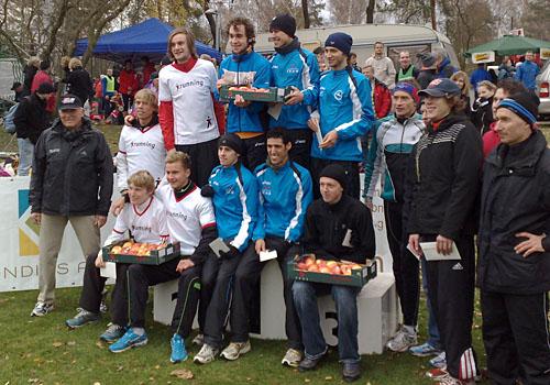 Sieger der 16. Kondius Marathon-Staffel