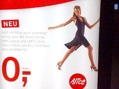 Plakat Alice