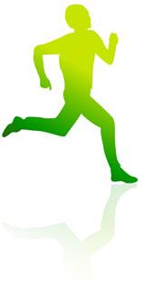 Grüner Läufer