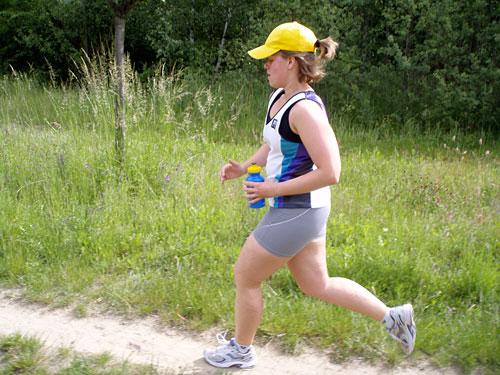 Running Gelbkäppchen