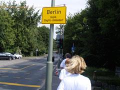 Stadtgrenze