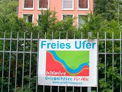 Mauerweg-Lauf Etappe 8: Freies Ufer Griebnitzsee