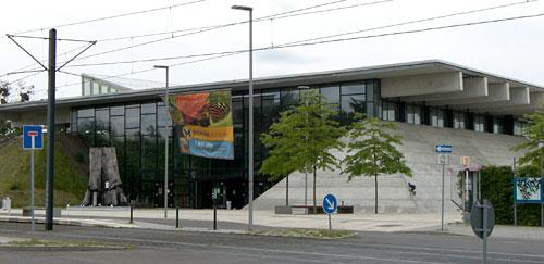Das Etappenziel, die Biosphäre Potsdam