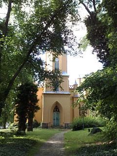 Schinkel-Kirche in Großbeeren