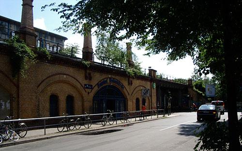S-Bahnhof Wollankstraße