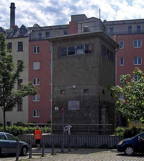 Wachturm Kieler Straße