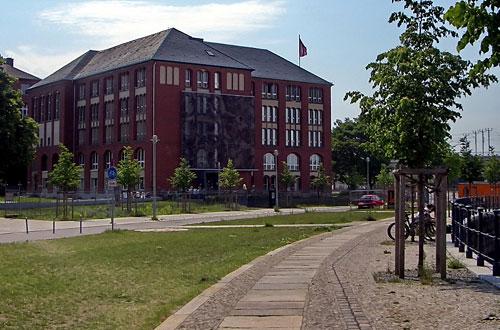 Gebäude der Charité