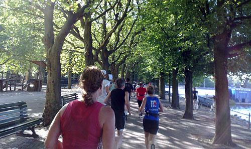 Greenwich-Promenade