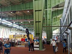Flughafen Tempelhof - Hangar
