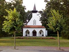 Kleine Kirche in Baabe