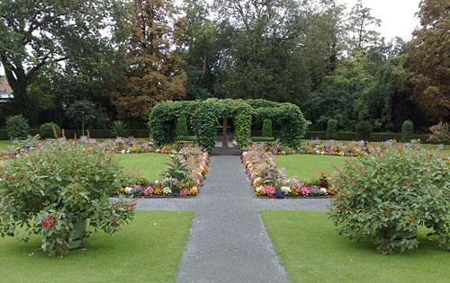Garten der Marmorpalais-Orangerie