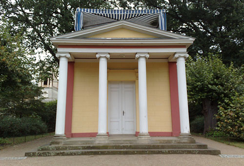 Pomona-Tempel