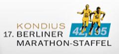 Logo Marathon-Staffel 2009