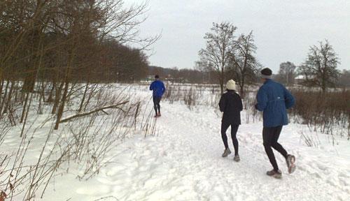Winter-Läufer