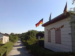 Deutschland-Fahnen