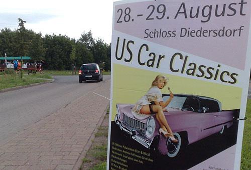 Plakat Us Car Classics