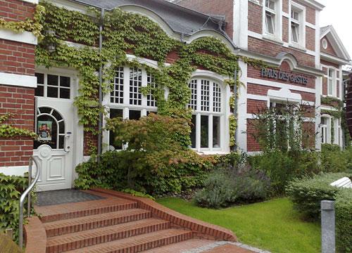 Fassade Haus des Gastes