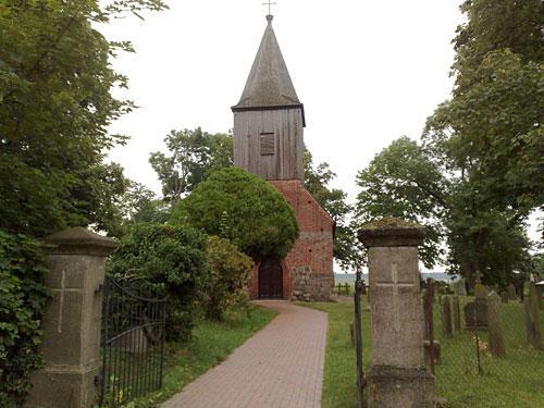 Kirche in Groß Zicker