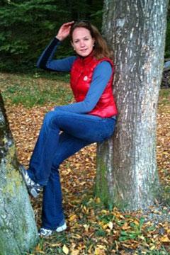 Ultraläuferin Anna Hughes