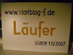 Schild www.startblog-f.de