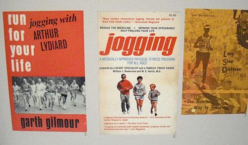 Büchertitel Jogging und Laufen