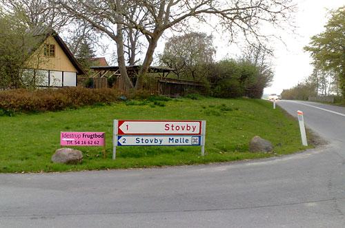 Schild Stovby