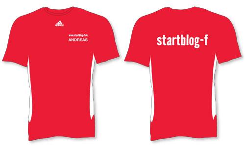 Entwurf Laufshirt startblog-f