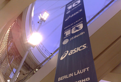 Banner Big 25 bei Karstadt